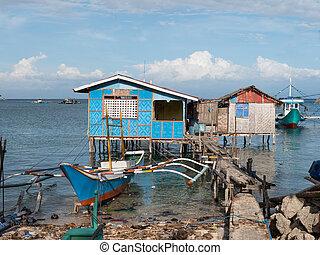 フィリピン, 漁村