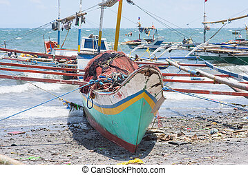 フィリピン, 漁船
