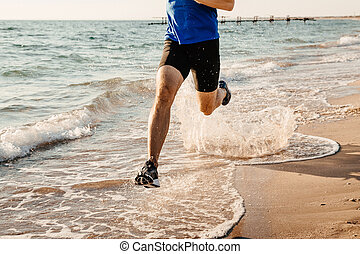 フィート, ランナー, 運動選手