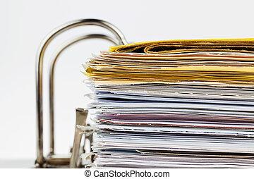 フォルダー, 文書, ファイル
