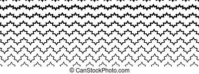 フォーマット, ジグザグ, パターン, 長方形, 振ること, ライン, デザイン, 手ざわり, 波状, 交差しなさい, 要素, 背景, 広く