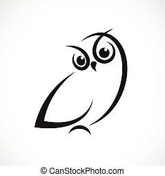 フクロウ, デザイン