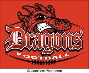 フットボール, ドラゴン