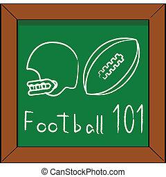 フットボール, 101