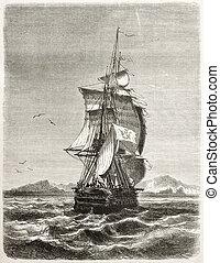 フリゲート艦, novara