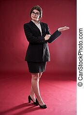 フルの体, 女性実業家