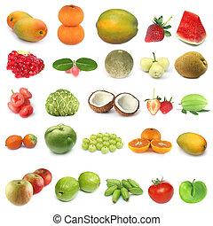 フルーツ, コレクション