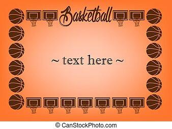 フレーム, ∥で∥, バスケットボール