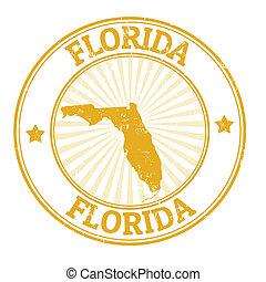 フロリダ, 切手