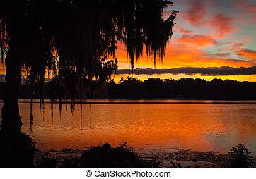 フロリダ, 日の出