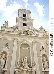 ブダペスト, 教会