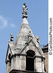 ブダペスト, 教会, jak, タワー, 鐘