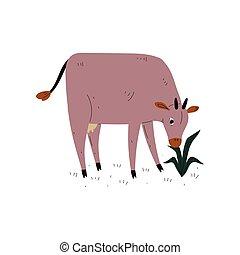 乳牛イラストとクリップアート5086 乳牛ロイヤリティ フリーイラスト