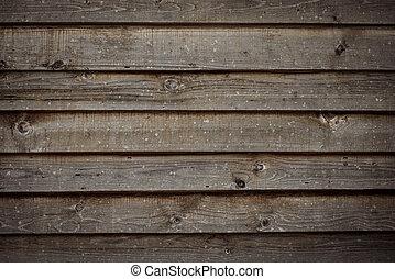 ブラウン, 板, 古い, 木製の肉質, チョコレート, 背景を彩色しなさい