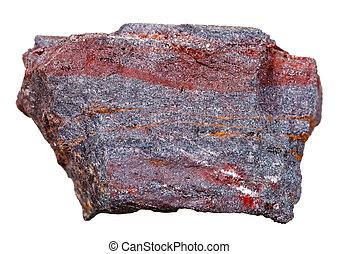 ブラウン, 鉱石, 鉱物, 鉄