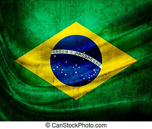 ブラジルの旗, グランジ