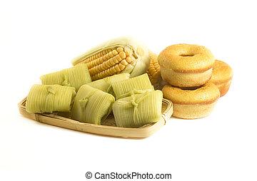 ブラジル人, 食物