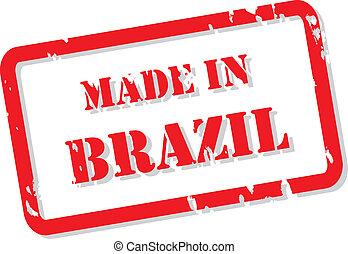 ブラジル, 切手