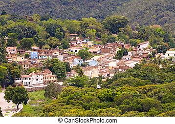 ブラジル, -, lencois, bahia
