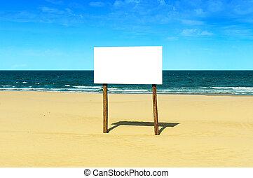 ブランク, 浜の印