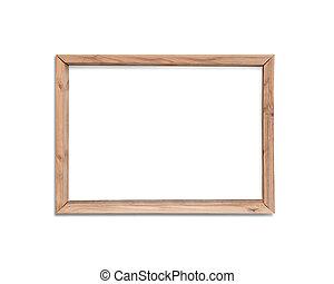 ブランク, 白人の委員会, ∥で∥, 木製のフレーム