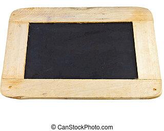 ブランク, 黒板