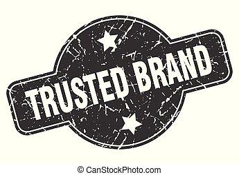 ブランド, trusted