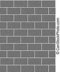 ブロック, セメント
