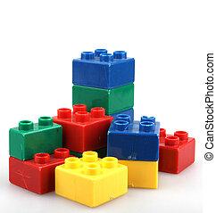 ブロック, プラスチック