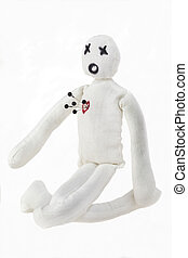 ブードゥー教人形