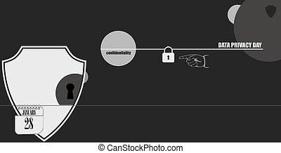 プライバシー, 葉書, 日, データ