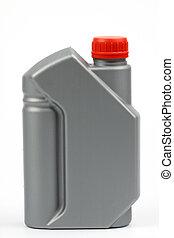 プラスチック, 缶
