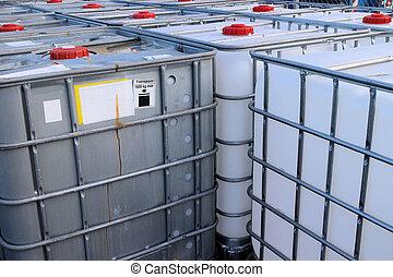 プラスティック容器