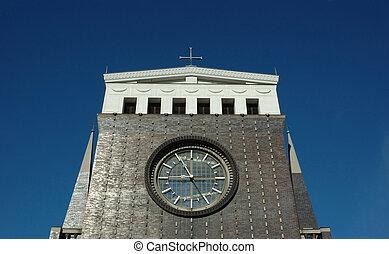 プラハ, 時計, 現代, 教会