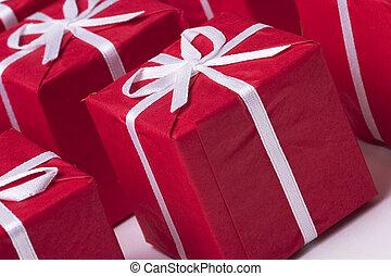 プレゼント, クリスマス