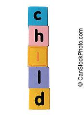 プレーしなさい, おもちゃ, 手紙, 切り抜き, 子供, 道, ブロック
