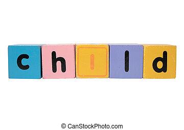 プレーしなさい, おもちゃ, 手紙, 切り抜き, 子供, 道, 白, ブロック