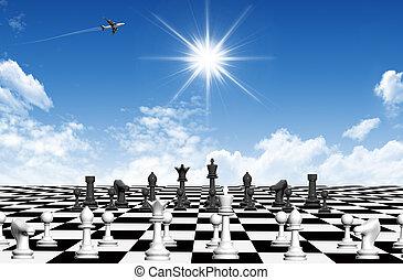 プレーしなさい, チェス