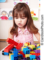 プレーセット, room., 建設, 子が遊ぶ