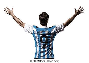プレーヤー, サッカー, アルゼンチン