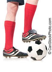 プレーヤー, サッカー