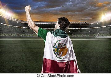 プレーヤー, サッカー, メキシコ人