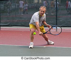 プレーヤー, テニス