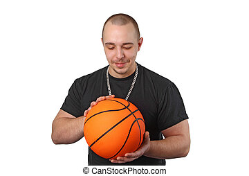 プレーヤー, バスケットボール