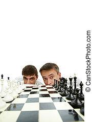 プレーヤー, 2, チェス