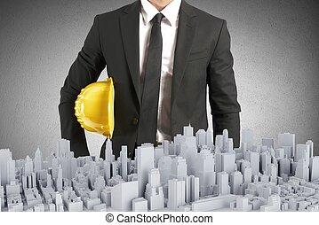 プロジェクト, 建築家