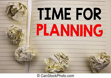 プロジェクト, 組織しなさい, ビジネスオフィス, スペース, ペーパー, テキスト, 提示, メモ用紙, 背景, 執筆, メモ, 書かれた, 概念, 計画, planning., 時間, ビュー。, 白, 手書き
