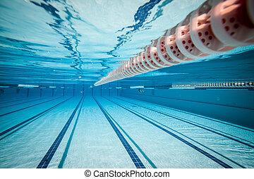 プール, 水泳