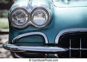 ヘッドライト, 自動車, 型
