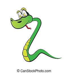 ヘビ, 数, 形態, 2